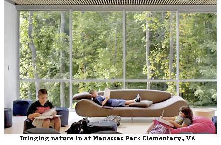 Manassas Park ES, Northern Virginia